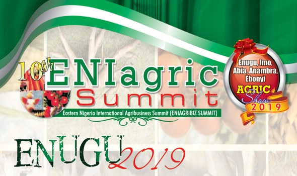 Eniagric 2019 exhibition