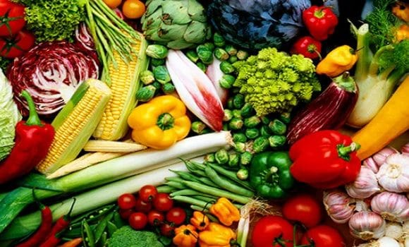 agriculture for food production